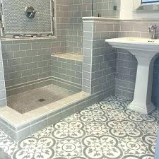 mosaic tile floor ideas