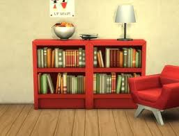 ikea bookcase lighting. Bookcase Lamps Recolors And By At Mod The Sims Ikea . Bookshelves With Lights Best Billy Lighting