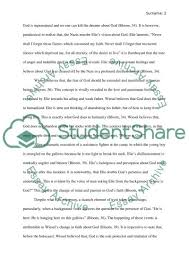 eliezer s struggle to keep his faith in god essay eliezers struggle to keep his faith in god essay example