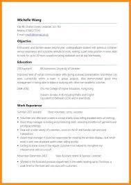 First Nursing Job Resume Sample Part Time Summary Template