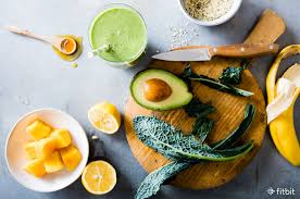 Blog Smoothie Green Ultimate Recipe Fitbit - The