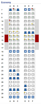 American Airlines 738 Seating Chart Americans Terrible New 737 Max Is Now On Sale One Mile At