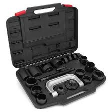ball joint press tool. ball joint/u joint service set (23 piece) press tool s