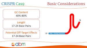 Crispr Cas9 Guide Rna Design 3 Crispr Cas9 Grna Design