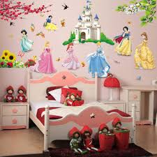 girls princess decorations for room