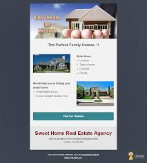 real state template feature packed 10 free real estate email templates mailget