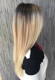 Coupe De Cheveux Femme Mi Long Balayage Blond