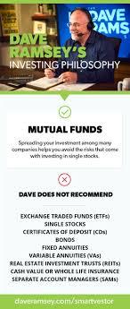 Dave S Investing Philosophy Daveramsey Com