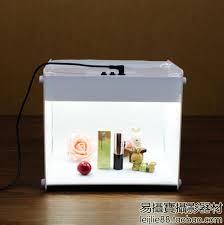 mini portable folding lightbox photography photo studio view larger