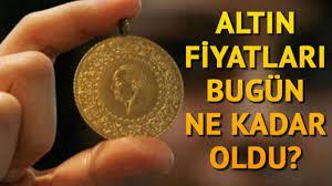 Gram altın canlı takip ekranı: Altın fiyatları ne kadar oldu? Altın kaç  TL'den alınıp satılıyor? - Haberler