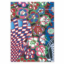 charles rennie mackintosh flowers lined journal magnetic closure journal with 160 pages penholder and pocket