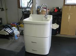 utility sink costco canada ideas laundry room sink cabinet