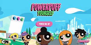 powerpuff yourself cartoon network