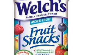 welch s fruit snacks