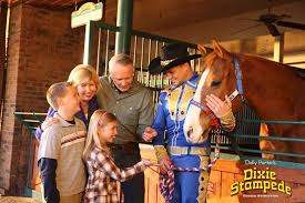 Dixie Stampede Seating Chart Branson 15 Dolly Partons Stampede Tips To Know Before You Go