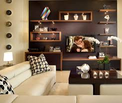 Small Picture 15 Living Room Wall Shelf Designs Ideas Design Trends