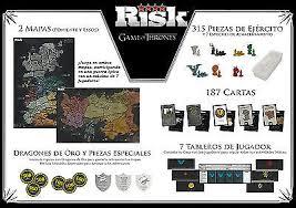 Descubre la mejor forma de comprar online. Risk Juego De Tronos Edicion Deluxe Juegos De Mesa Y Cartas Otros Juegos Arcadia Comics Online