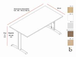 70 Génial Dimension Bureau Standard : Table Basse Rangement