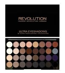 revolution ultra 32 shade eyeshadow palette affirmation revolutionbeauty