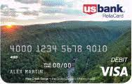 Your card will be similar to a personal debit card. Debit Card