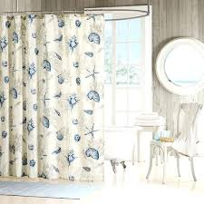 full image for organic cotton shower curtain made in usa hookless fabric shower curtain extra