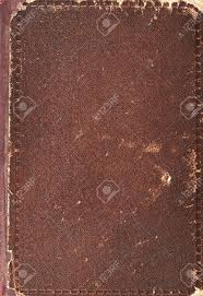 old book cover texture vine leather and paper stock photo 25006906