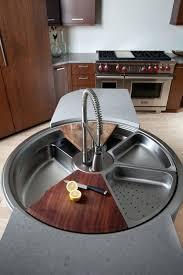 kitchen sink board amazing rotating sink has cutting board colander more home amazing rotating sink has kitchen sink board