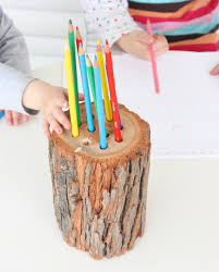 12 creative and unusual diy pencil holder ideas for your home office | Pencil  holder, Craft and Woods