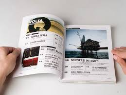 table of contents design inspiration designing the perfect table of contents 50 exles to show you