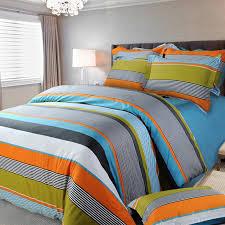 boys full size comforter sets full size kids bedding sets orange white and blue multi color
