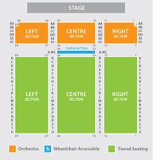 Box Office Scotiabank Convention Centre Niagara Falls