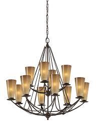 12 light multi tier chandelier discontinued