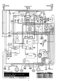 Diagram medium size info needed for xk150 early alternator earth conversion wire registered electricians