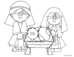 Small Picture Best 25 Nativity coloring pages ideas only on Pinterest Baby