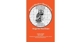 Animal Wisdom Word Search: Yoga for the Brain by Cristina Smith