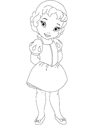 25 Little Girl Coloring Pages Pictures Free Coloring Pages Part 3
