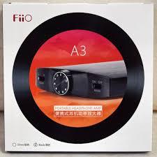 Обзор от покупателя на <b>Усилитель для наушников FIIO</b> A3 black ...