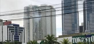 Apartamento de luxo na Tancredo Neves, em Salvador, pega fogo; veja vídeo -  Metro 1