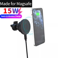 China <b>15W Magnetic</b> Wireless <b>Car</b> Charger Holder for iPhone 12 ...
