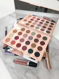 makeup revolution the emily edit the wants palette tutorial and review green eye makeup look