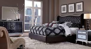 Hollywood Swank Starry Night Bedroom Set Aico Furniture | Furniture Cart