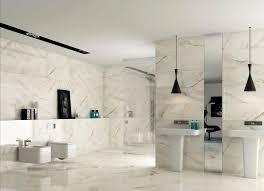 Bathroom Tile Floor Bathroom Tile Floor Porcelain Stoneware Polished Calacatta
