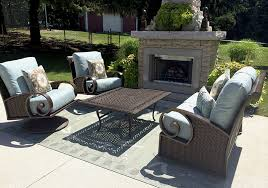 Woodard Outdoor Furniture by Bell Tower