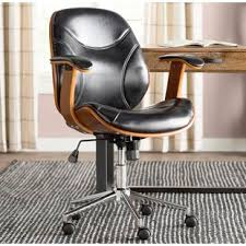 industrial office chair. Aida High-Back Leather Desk Chair Industrial Office E