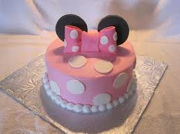 After Chang Minnie Mouse Birthday Cakes Minnie Cake Minnie