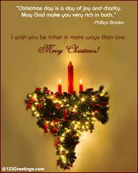 Christmas Spirit Quotes Mesmerizing A Christmas Quote Free Spirit Of Christmas ECards Greeting Cards