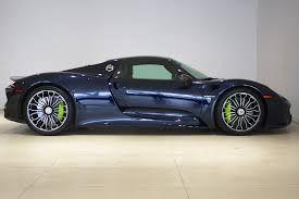 porsche 918 spyder dark blue. porsche 918 spyder dark blue 2014 most advanced n