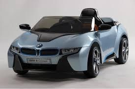 <b>Радиоуправляемый детский электромобиль</b> JE168 BMW i8 ...