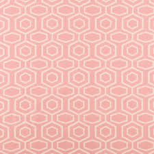Pink Geometric Cotton Calico Fabric | Hobby Lobby | 1416593