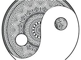 Free Printable Animal Mandala Coloring Pages For Adults Mandalas To
